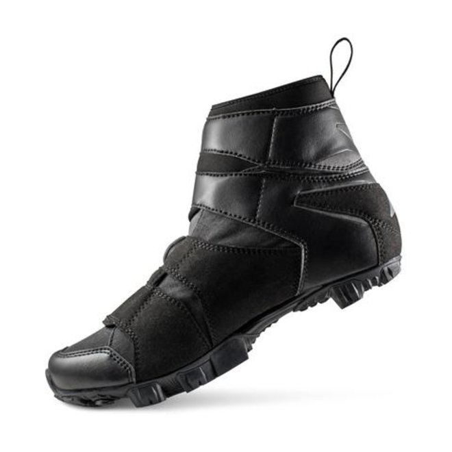 Lake MX145 MTB schoenen Winter Zwart