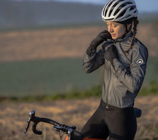 Assos Windstoppers (dames)