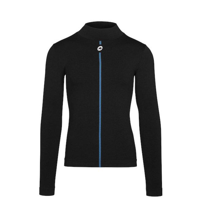 Winter LS Skin Layer - Ondershirt Zwart (Heren)