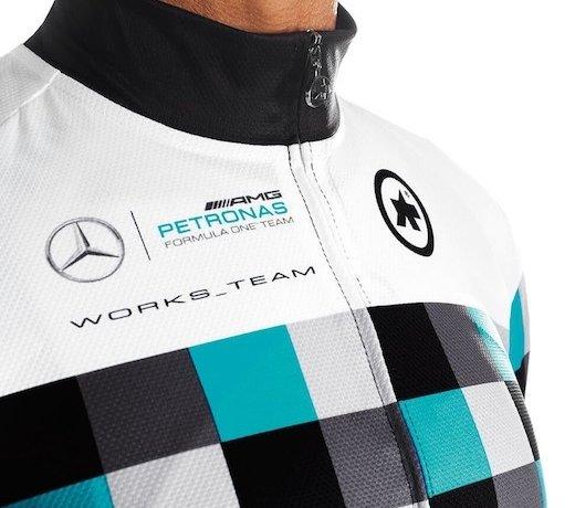 Works_Team Mercedes AMG Petronas Formula One