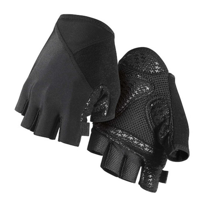 summerGloves_s7 Zomerhandschoenen Zwart