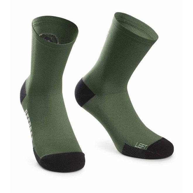 XC Socks MTB sokken Groen