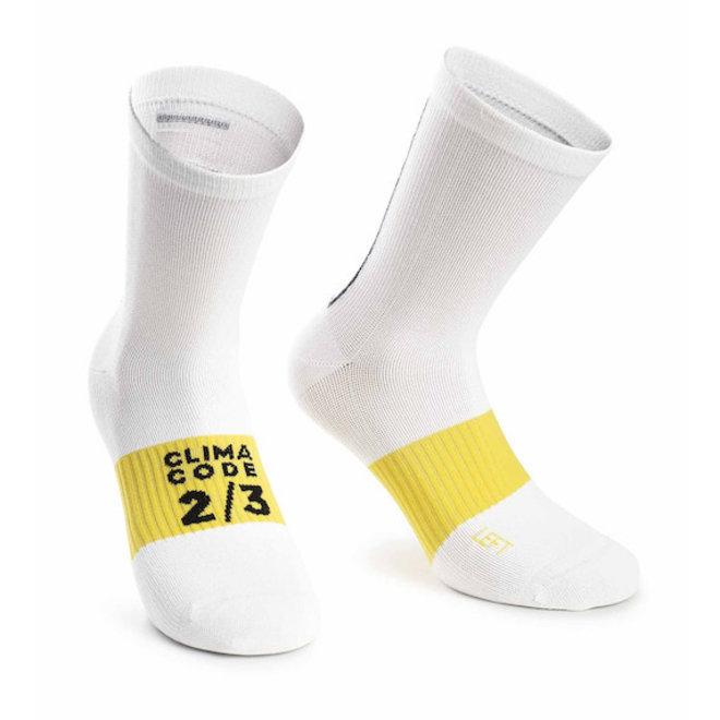 Assosoires Spring/Fall Socks sokken Wit