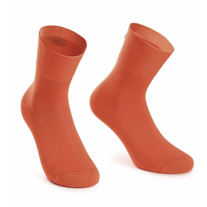 Assos Mille GT Sokken Oranje