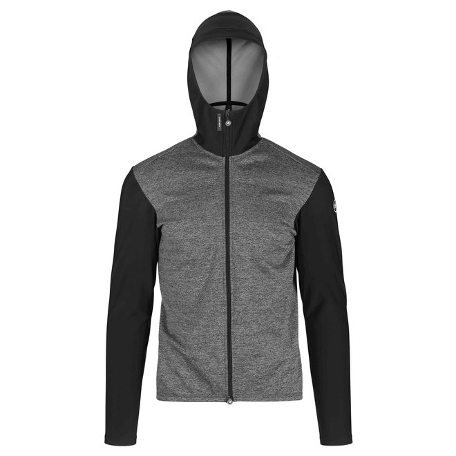 Trail Spring Fall Hooded Jacket Heren