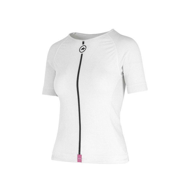 Assos Summer SS Skin Layer Dames ondershirt (Wit)