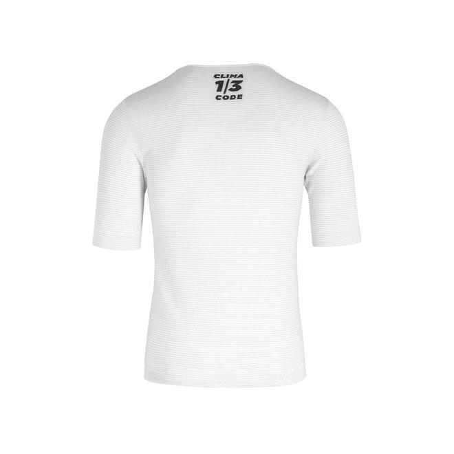 Assos Summer SS Skin Layer Heren ondershirt (Wit)