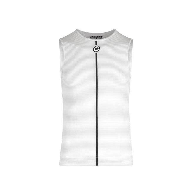 Assos Summer NS Skin Layer Heren ondershirt (Wit)