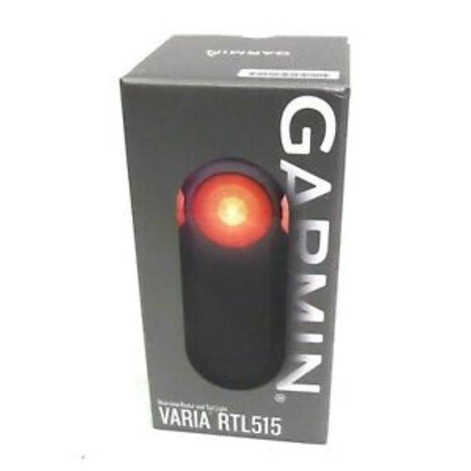 Garmin Varia RTL515 Achteruitkijk Radar met achterlicht