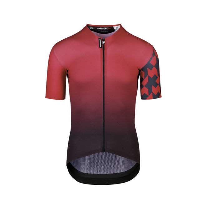 Assos Equipe RS Summer SS Jersey-Prof Edition (Rood)