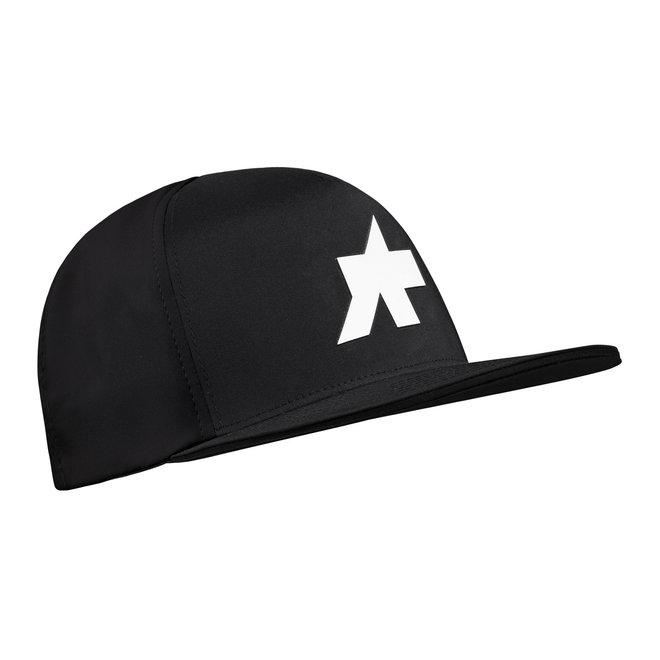 Assos Podium Cap (Zwart)