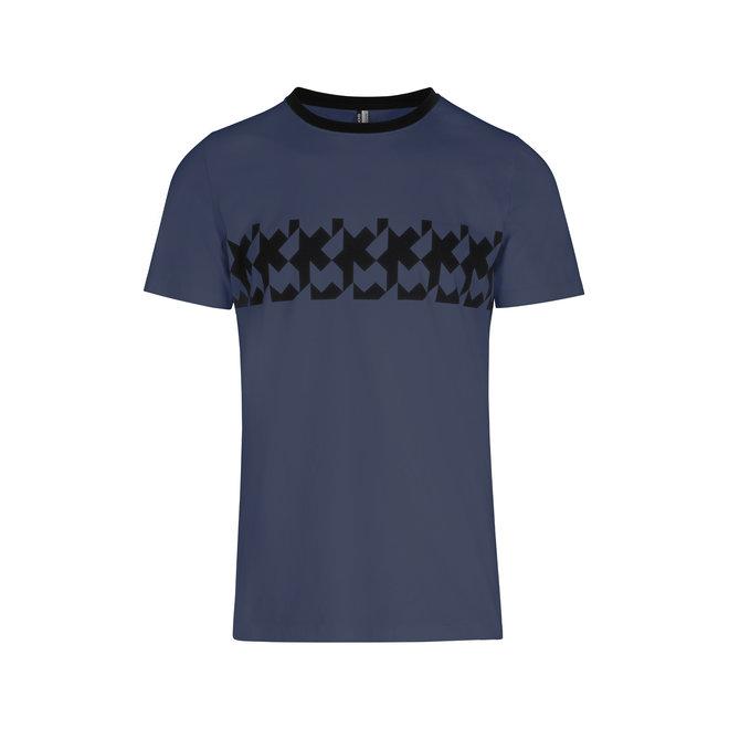 Assos Summer T-shirt - RS Griffe (Donker Blauw)