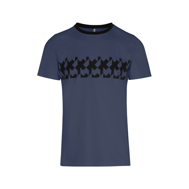 Summer T-shirt - RS Griffe (Donker Blauw)