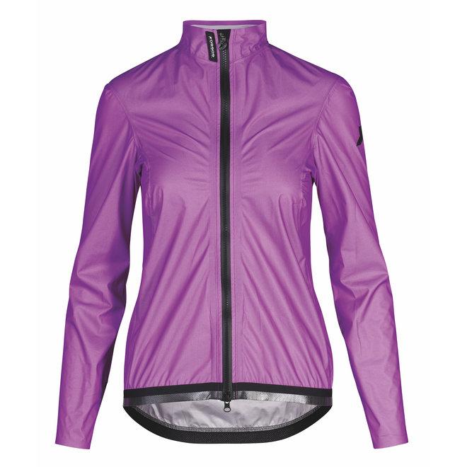 Dyora RS Spring Fall Rain Jacket Dames (Paars)