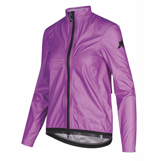 Assos Dyora RS Spring Fall Rain Jacket Regenjas Dames (Paars)