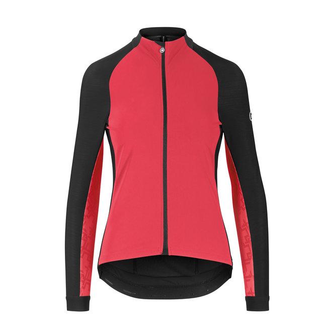 Assos UMA GT Spring/Fall Jacket Dames (Roze)