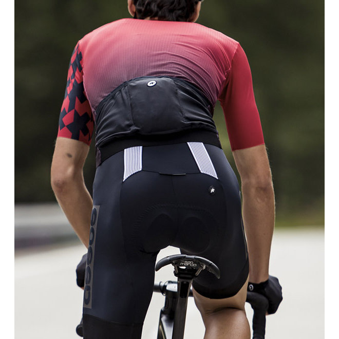 Assos Equipe RS Summer Bib Shorts S9 - T Werksteam Zwart