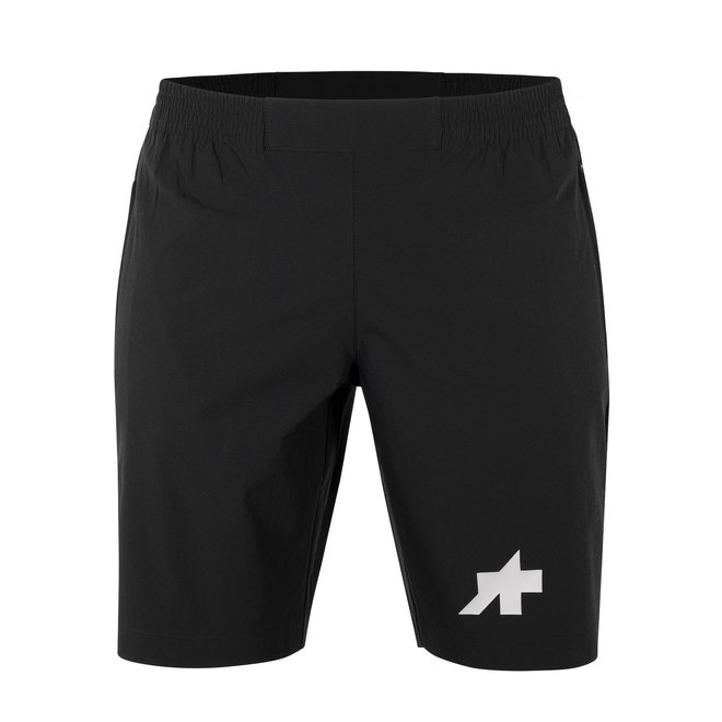 Signature Shorts Man Zwart