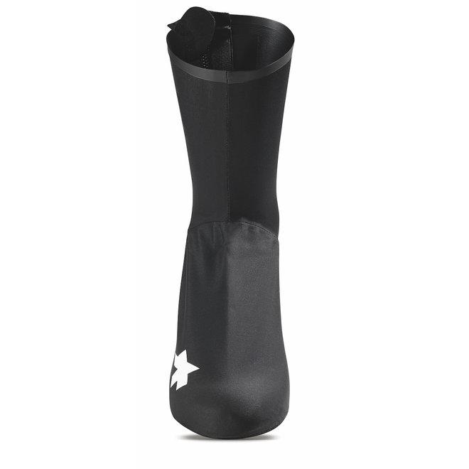 Assos RS Rain Booties regen overschoenen Zwart