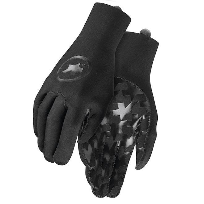 GT Rain Gloves Zwart