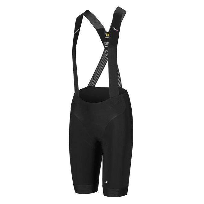 Assos Dyora RS Spring Fall Bib Shorts S9 Damesbroek Zwart