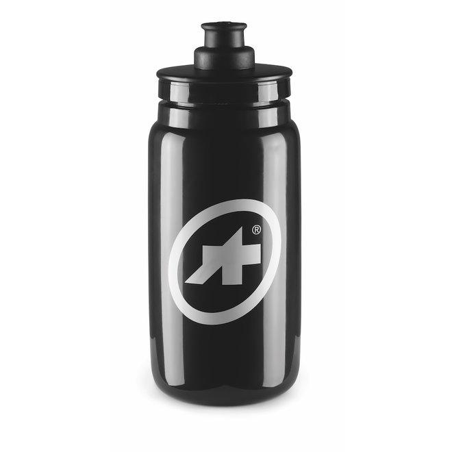 Assos Water Bottle Zwart New 550 ml Bidon