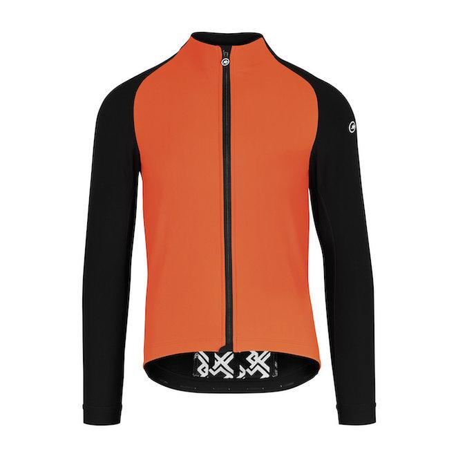 Mille GT Winter Jacket EVO Oranje