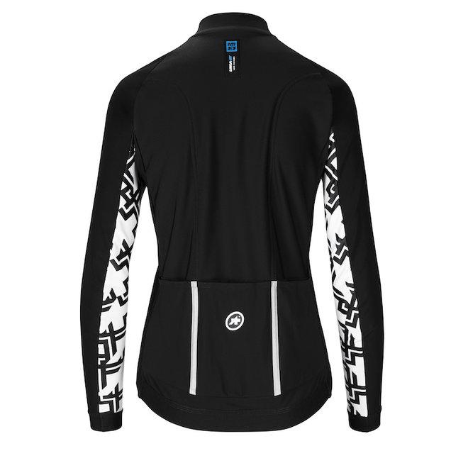 Assos UMA GT Winter Jacket EVO Dames Zwart