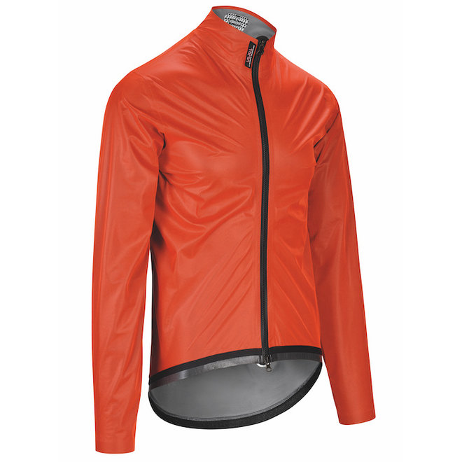 Assos Equipe RS  Rain Jacket TARGA Oranje