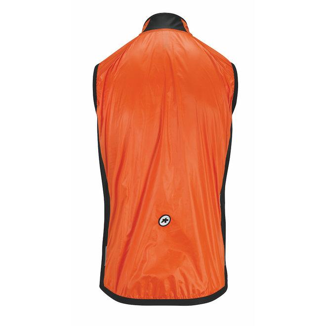 Assos Mille GT Wind Vest Oranje