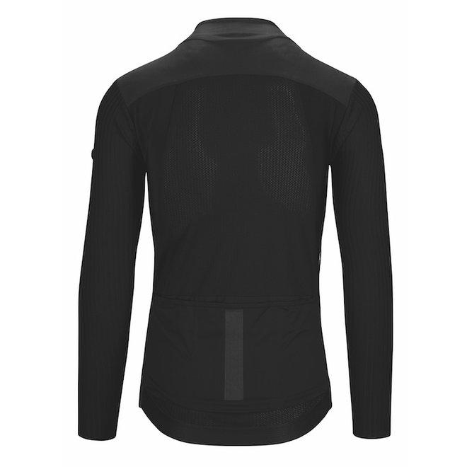 Assos Equipe RS Spring Fall Jacket Targa Zwart