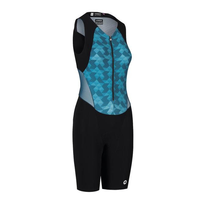 Assos Triator NS Speedsuit triathlonpak Dames