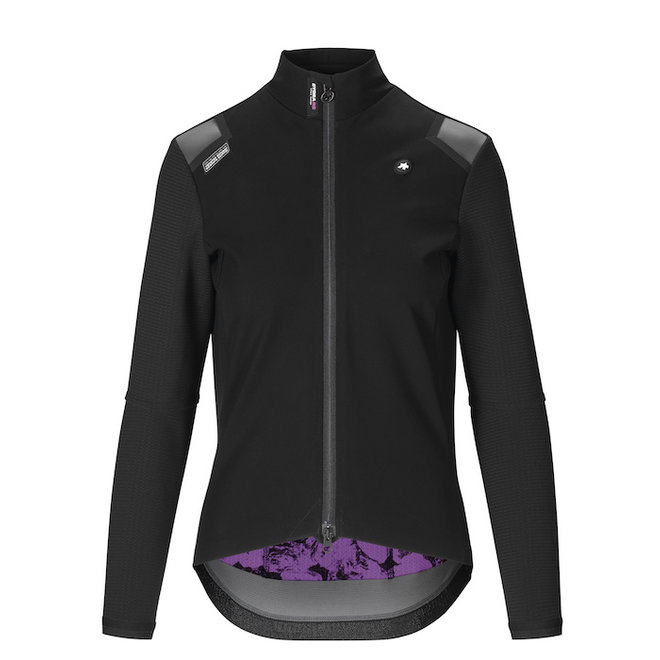 Dyora RS Winter Jacket Dames Winterjas Zwart