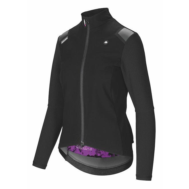 Assos Dyora RS Winter Jacket Dames Winterjas Zwart