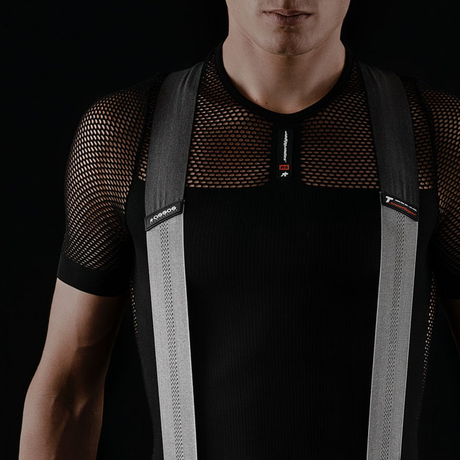 Assos SS Skin Layer Superleger Ondershirt Zwart