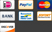 'payment methods