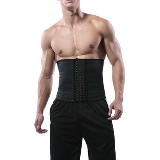 Latex Waist trainer Men