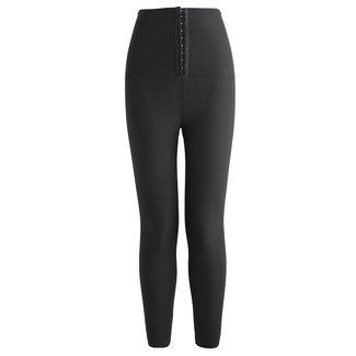 Sweat Pants Long met corset