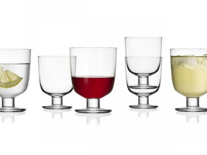 Iittala Lempi Glas Helder 34 cl