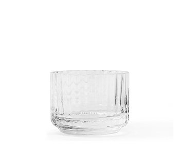 Lyngby Porcelaen Tealight Holder Clear