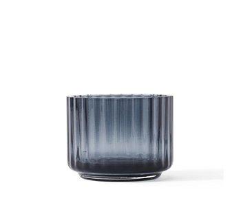 Lyngby Porcelaen Tealight Holder Blue