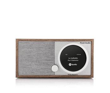 Tivoli Audio Model One Digital Walnut/Grey