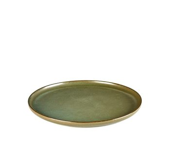 Serax Surface Plat Bord Camogreen 24 cm