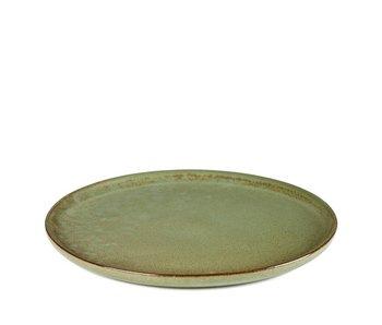 Serax Surface Plat Bord Camogreen 27 cm