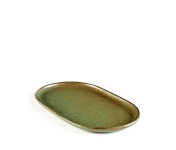 Serax Surface Tapasbord Camogreen 25 cm