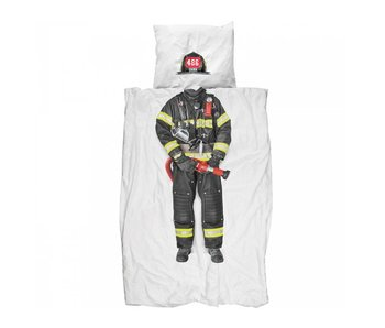 Snurk Duvet Cover Firefighter