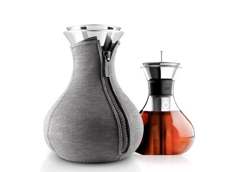 Eva Solo Tea Maker Woven Dark Grey