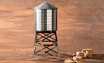 Nieuw! Watertoren van Alessi