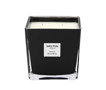 Welton Bougie Imperial White Musk Large