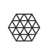 Zone Denmark Triangles Trivet S Black